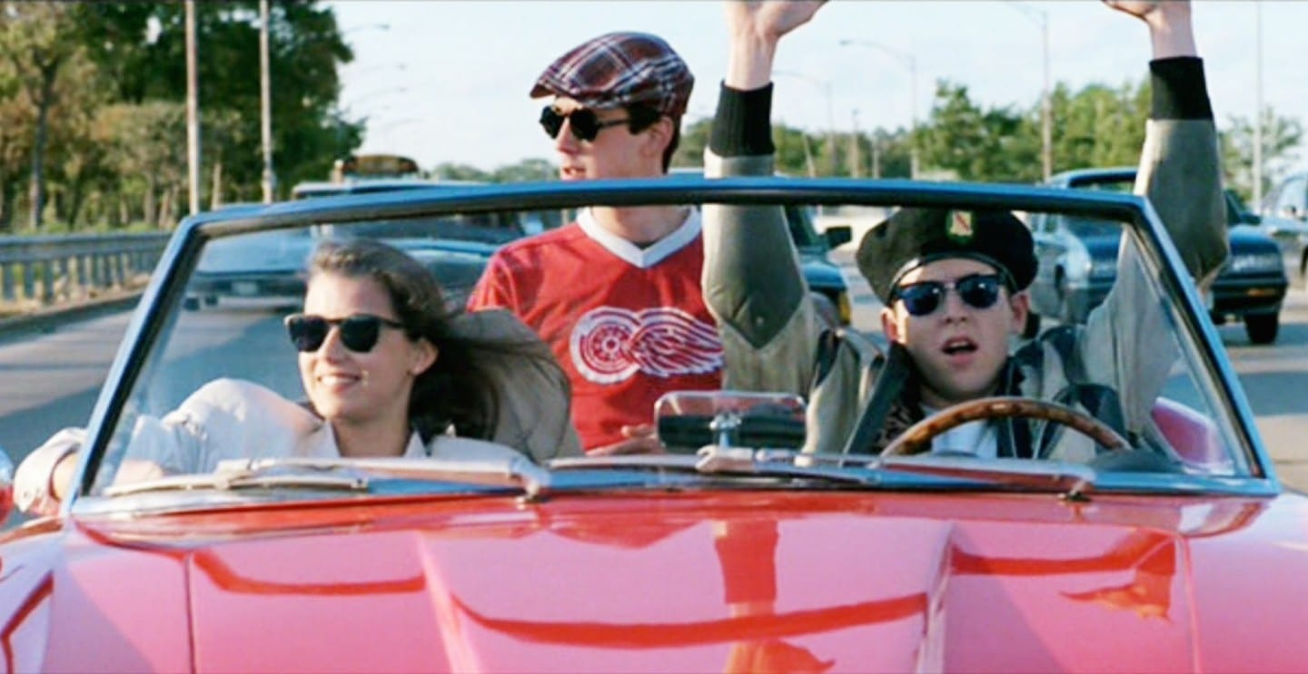 Video- Reunited Apart: Ferris Bueller's Day Off