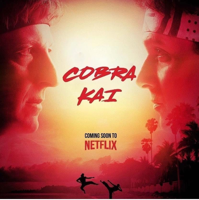 Cobra Kai moving to Netflix