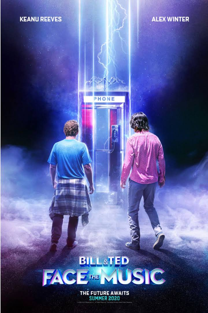 Movie Review- Bill & Ted: Face the Music
