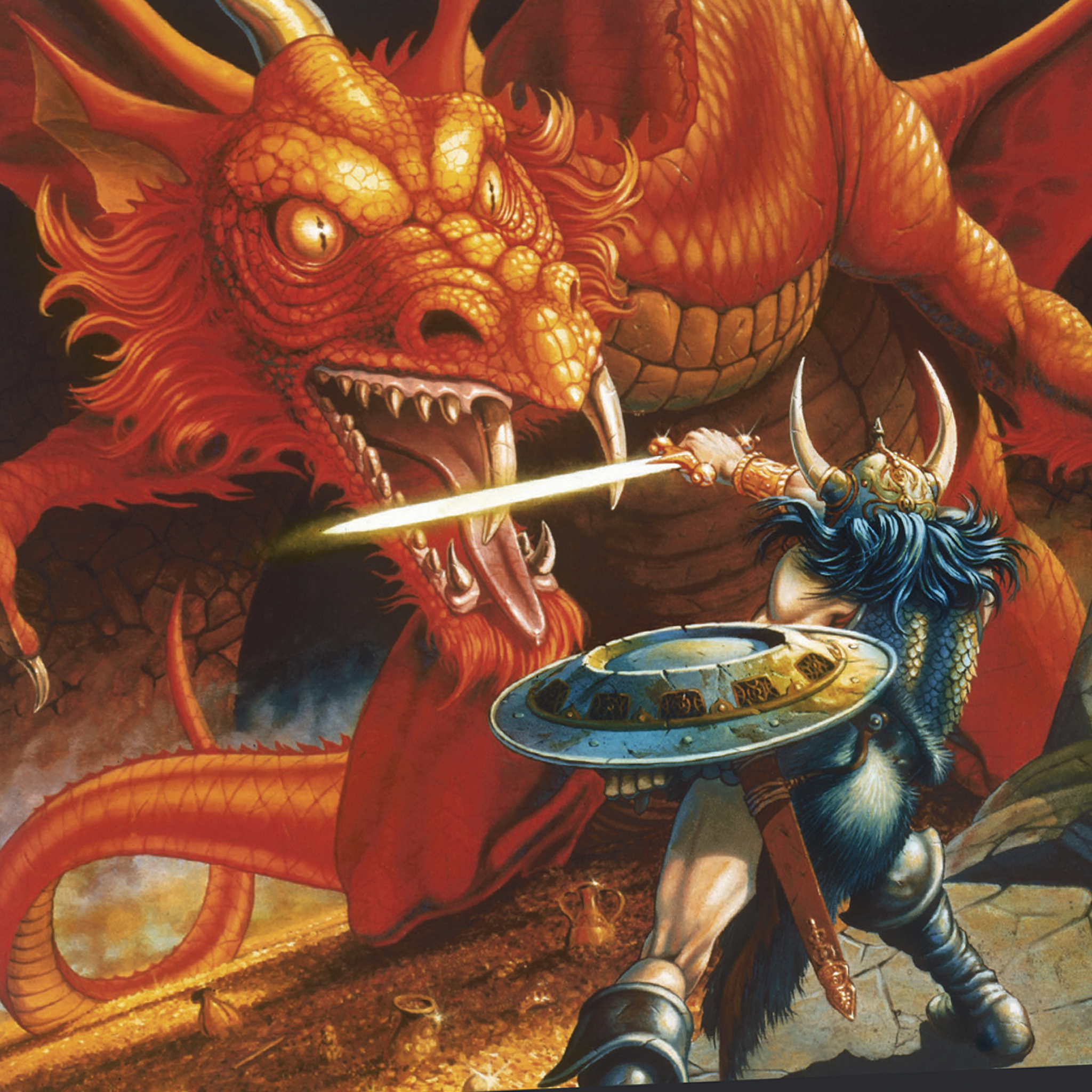 Dungeons and Dragons Series in Development