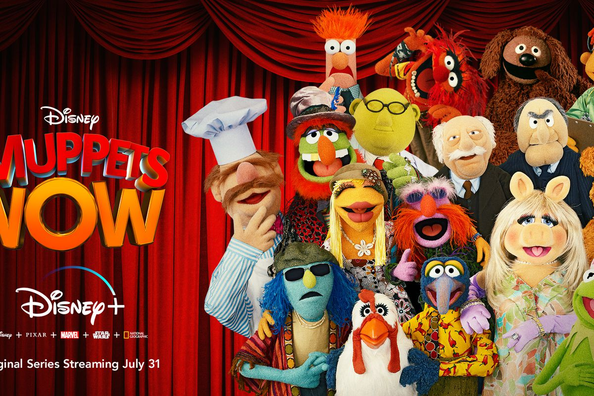 TV Trailer: Muppets NOW