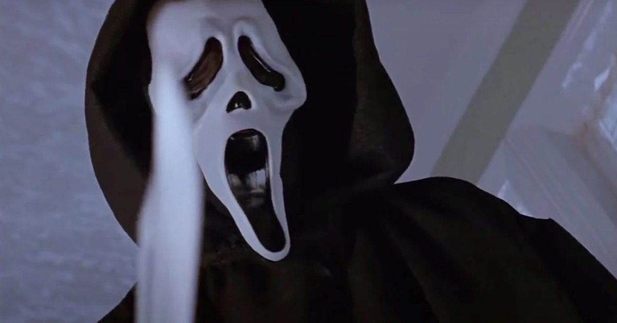 Courteney Cox Signs on for Scream 5