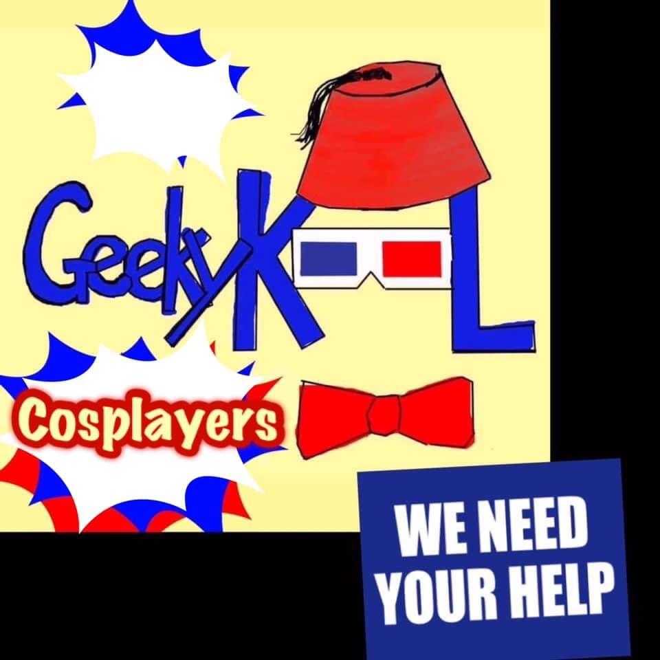 Cosplayers I need your help!