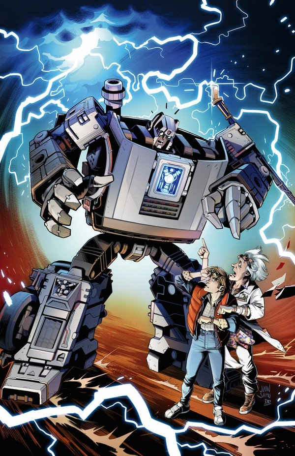 Transformers Meets Back to the Future