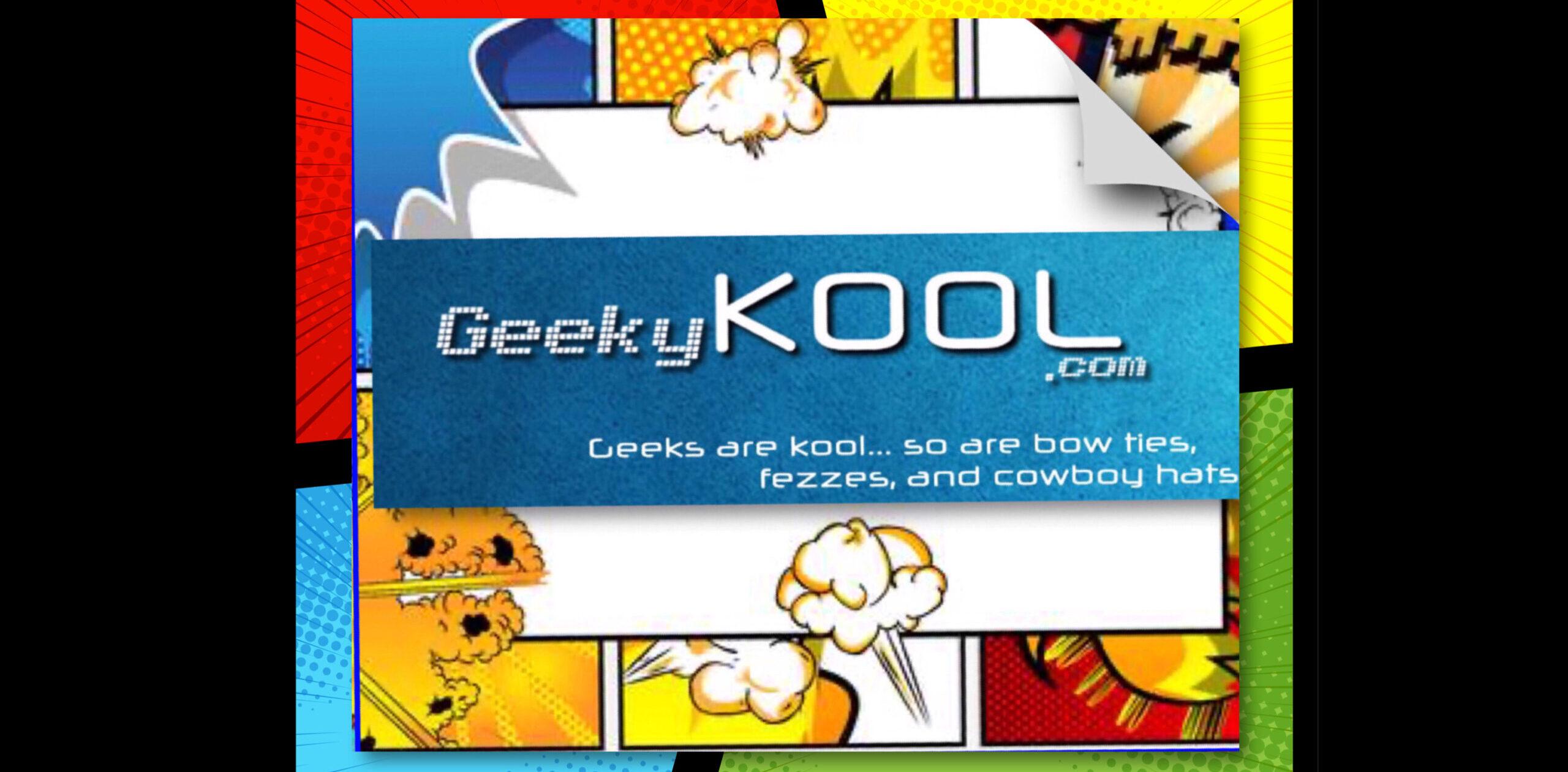Geeky KOOL
