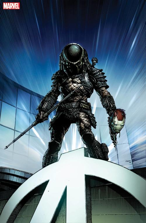 Aliens and Predator Rights Go to Marvel