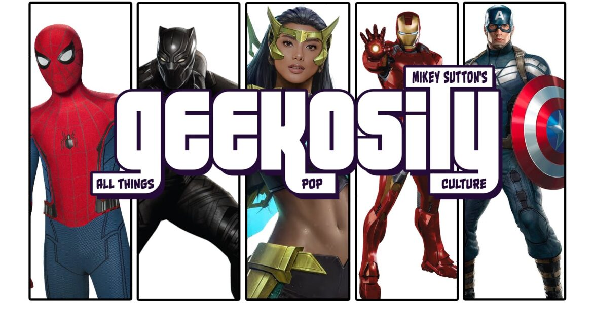 Mikey Sutton's Geekosity Site Goes Live on Friday
