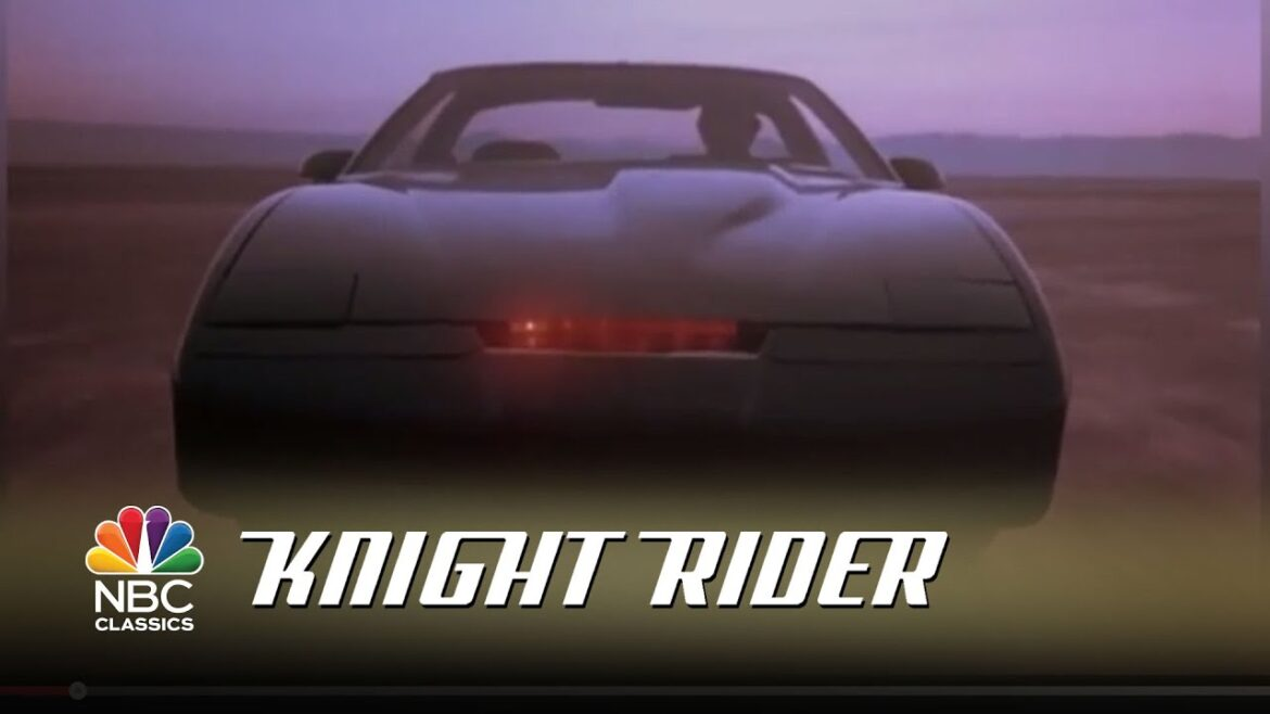 Knight Rider Movie in Development