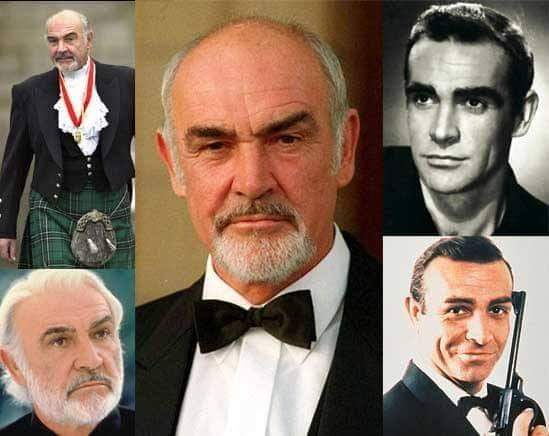 Happy 90th Birthday Sean Connery