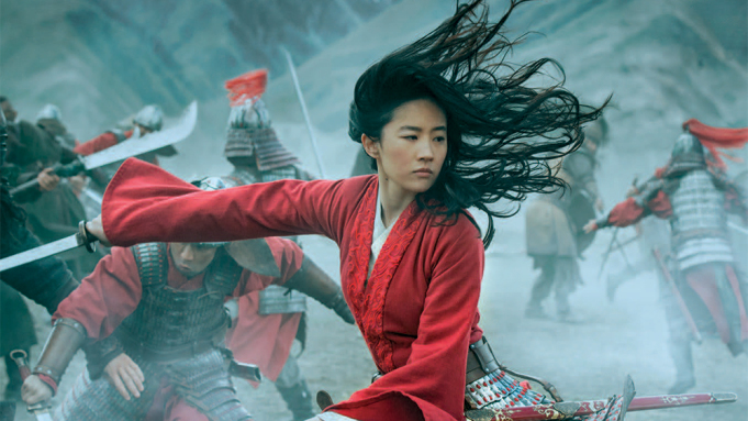 Live Action Mulan To Disney+ For a Price