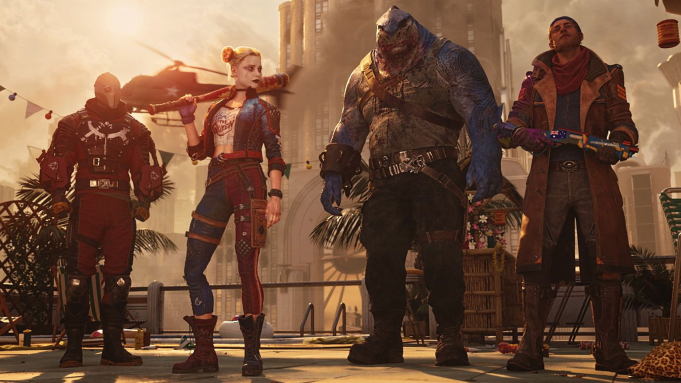 Video Game Trailer: SUICIDE SQUAD: KILL THE JUSTICE LEAGUE