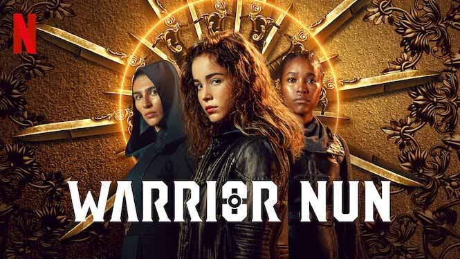 Netflix Warrior Nun Renewed for Season 2