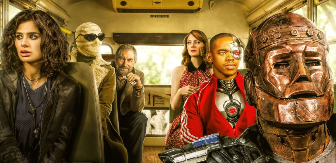 Doom Patrol Renewed for Season 3