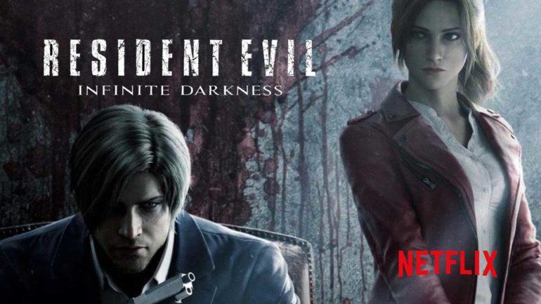 Netflix Trailer: Resident Evil: Infinite Darkness