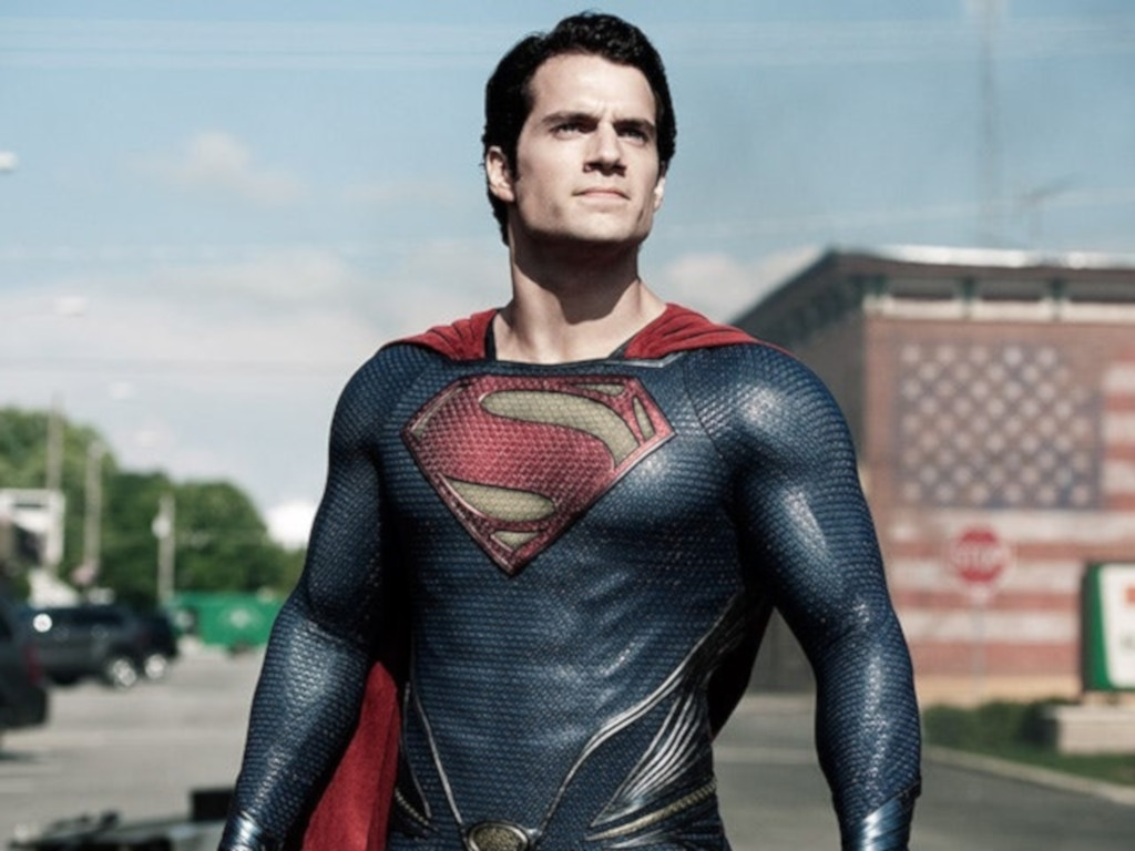 Superman Movie In Development From Bad Robot