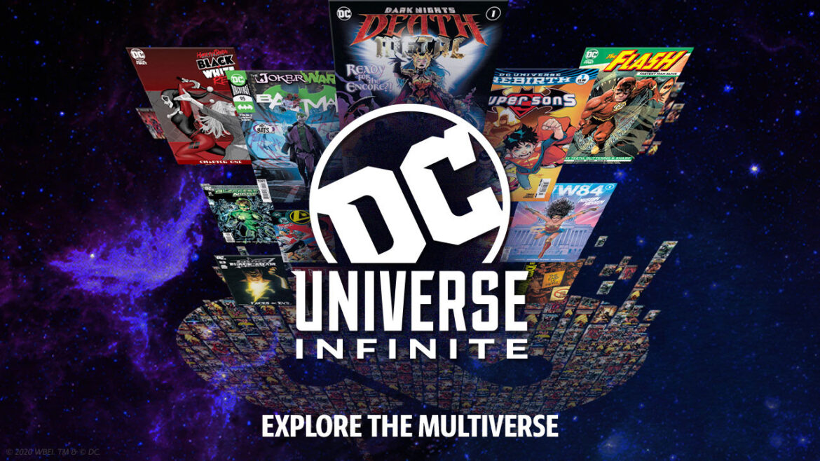 DC Universe Transitions to DC Universe Infinite