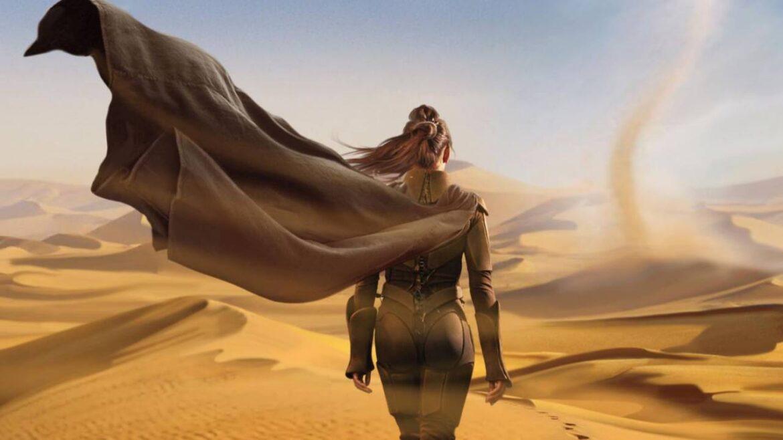 Movie Trailer: Dune
