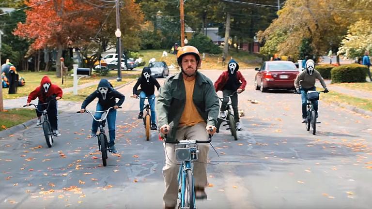 Netflix Trailer: Hubie Halloween