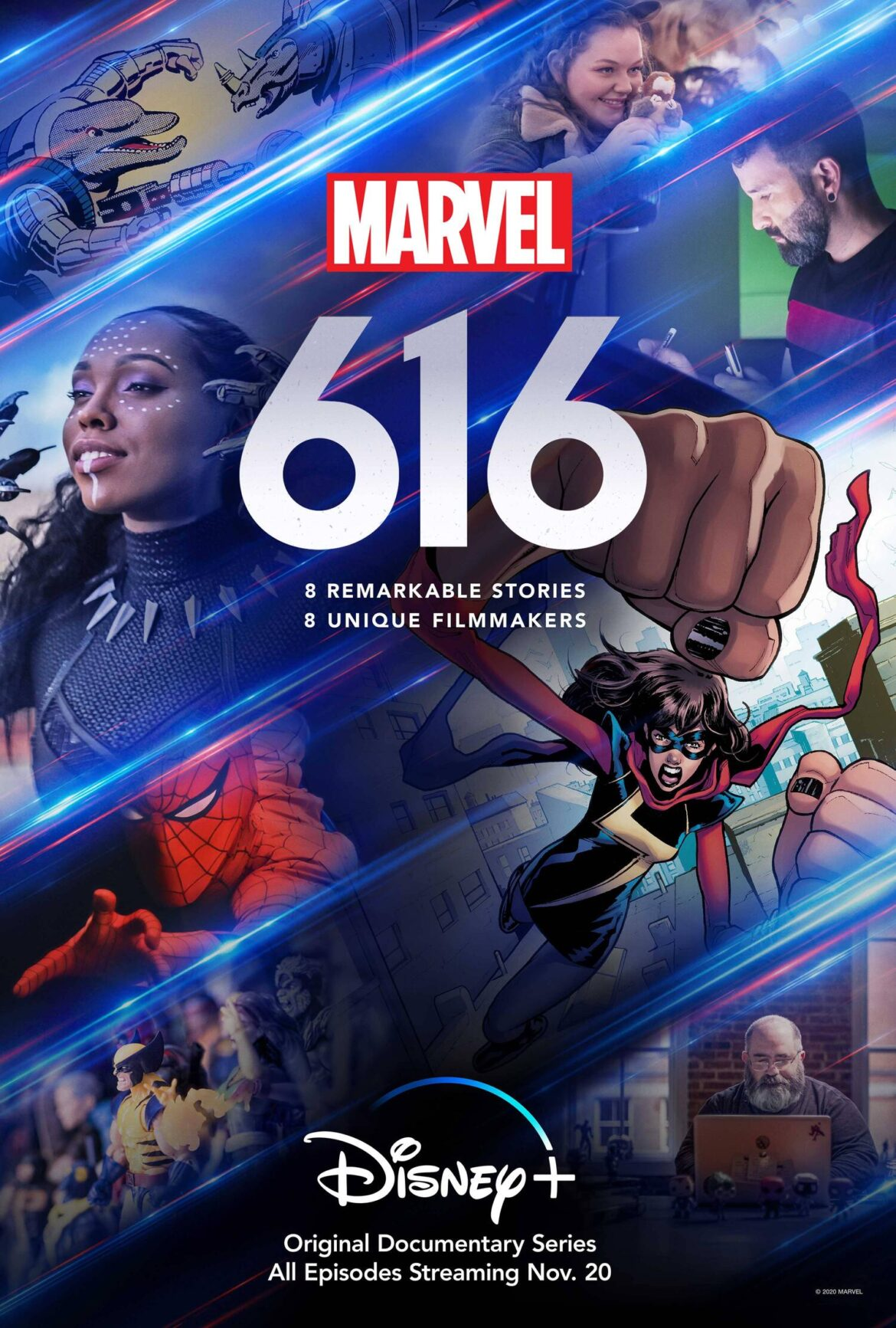Disney+ Trailer: Marvel's 616