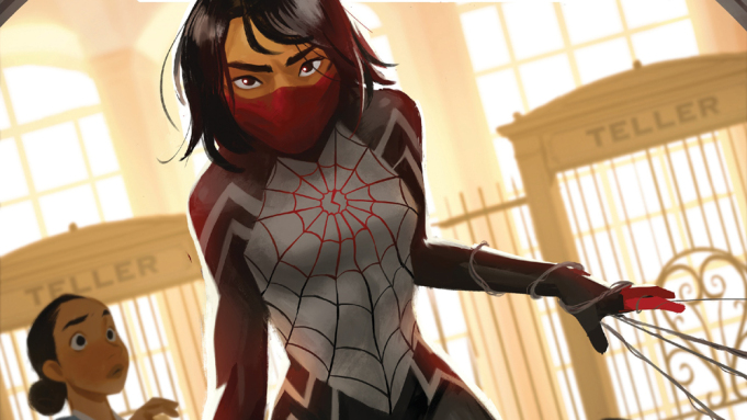 Spider-Man Character Silk Set for Live Action TV Series