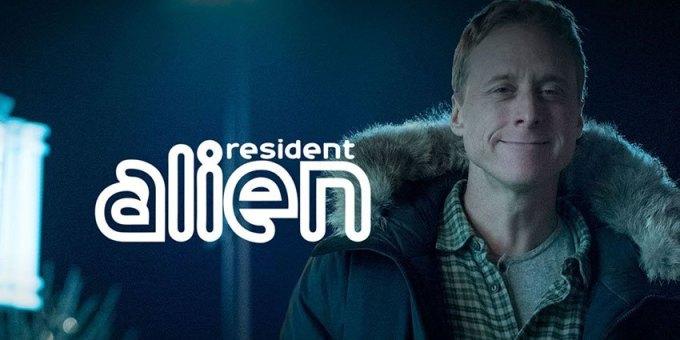 Syfy's Trailer: Resident Alien