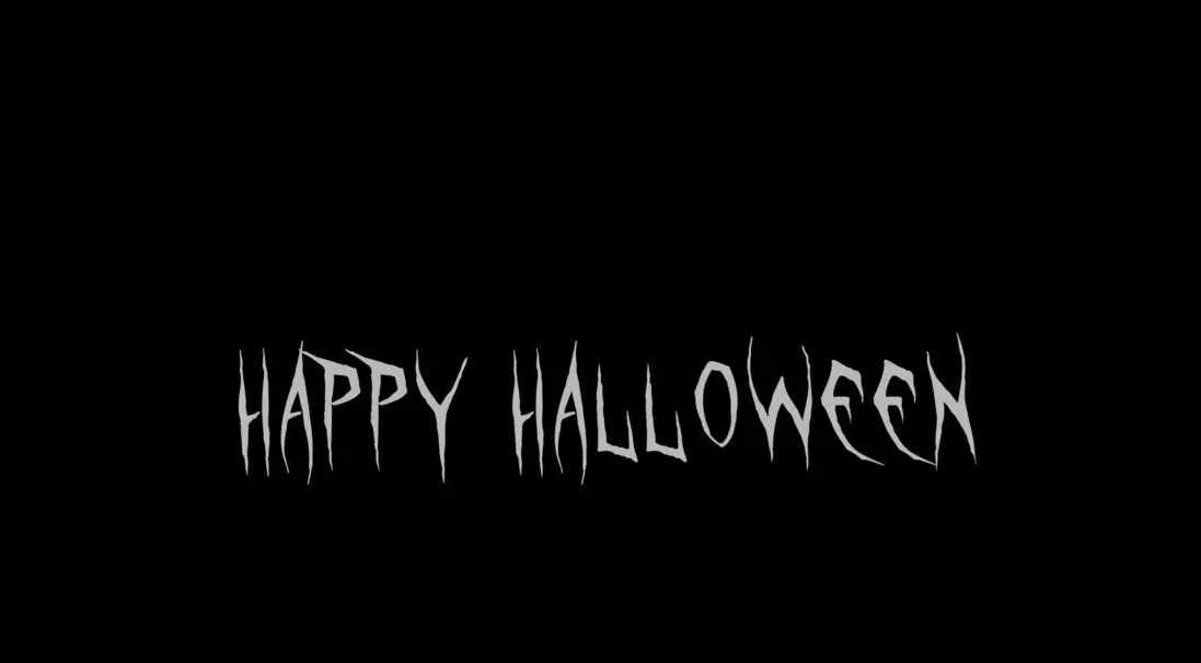 Happy Halloween – POC Trailer