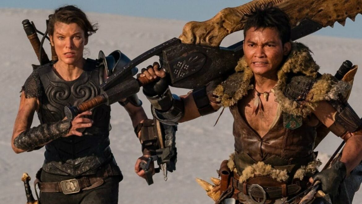 Movie Trailer: Monster Hunter
