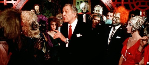 Vincent Price and The Monster Mash