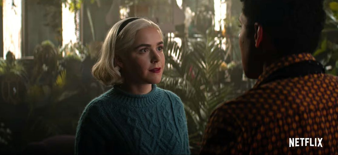 Netflix Trailer: Chilling Adventures of Sabrina Part 4