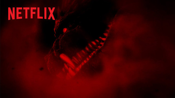 Netflix Trailer: Godzilla Singular Point