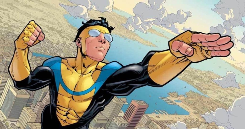 Amazon Trailer: Invincible