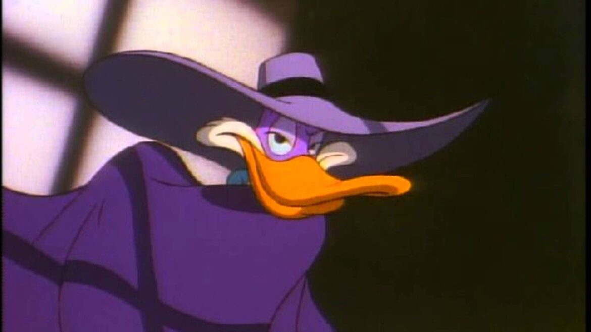 Darkwing Duck Reboot Coming to Disney+
