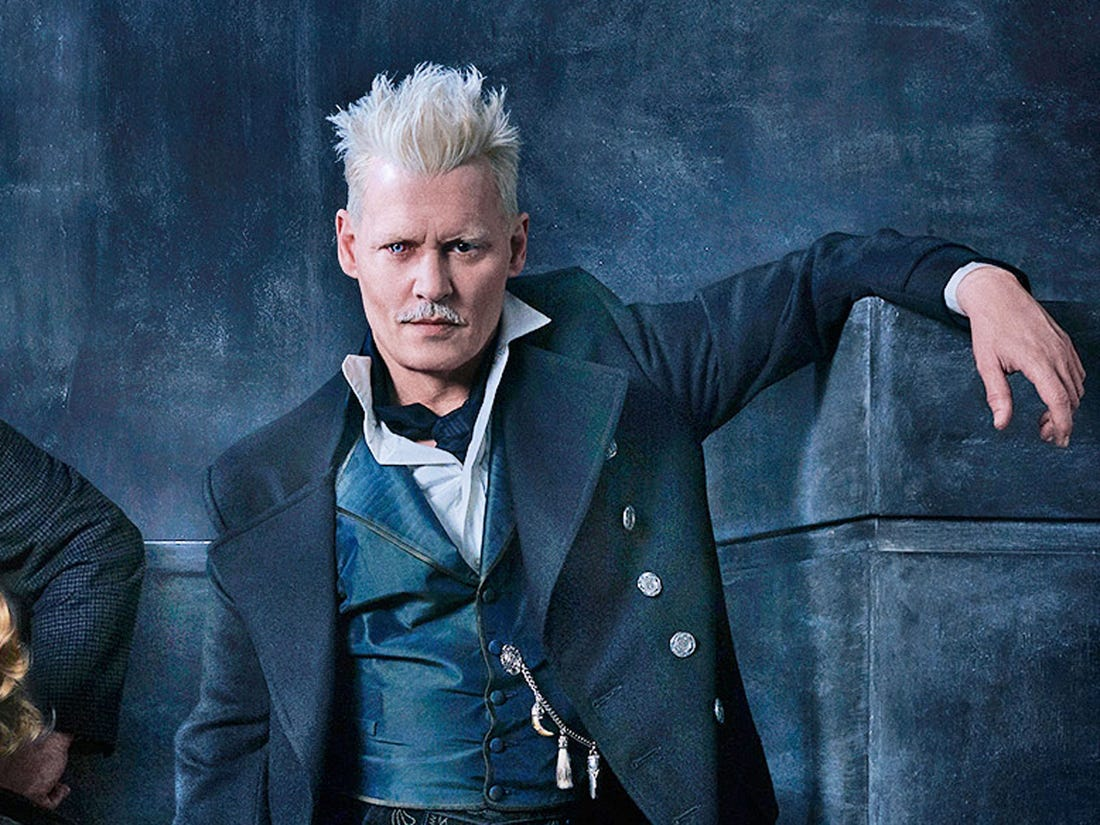 Johnny Depp Leaves Fantastic Beasts