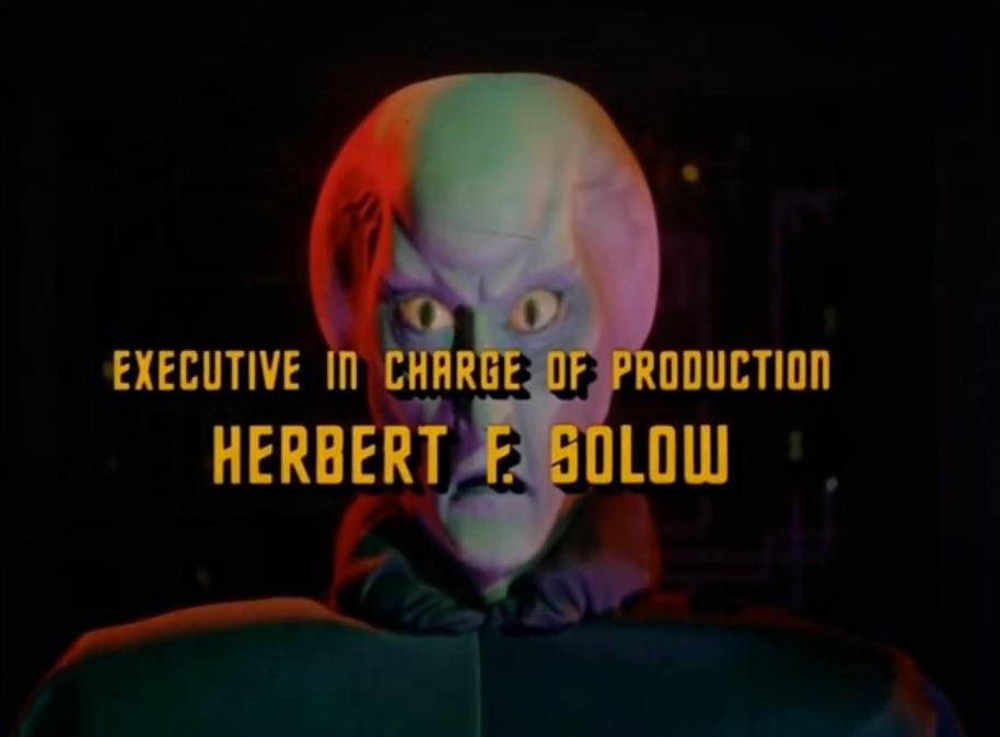 RIP Herbert F. Solow