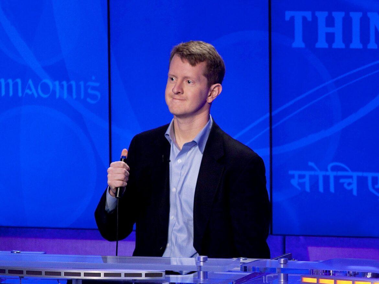 Former Jeopardy Champion Ken Jennings to Host