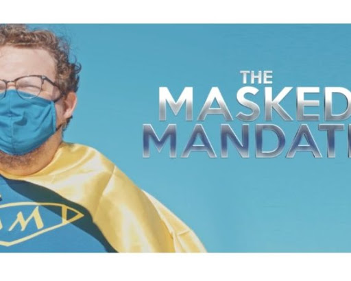 The Masked Mandate- Springfield, MO – Newest Superhero