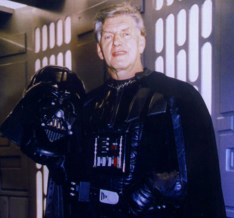 Dave Prowse Passes Away