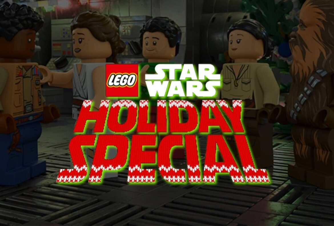 Happy Life Day! Lego Star Wars Holiday Special