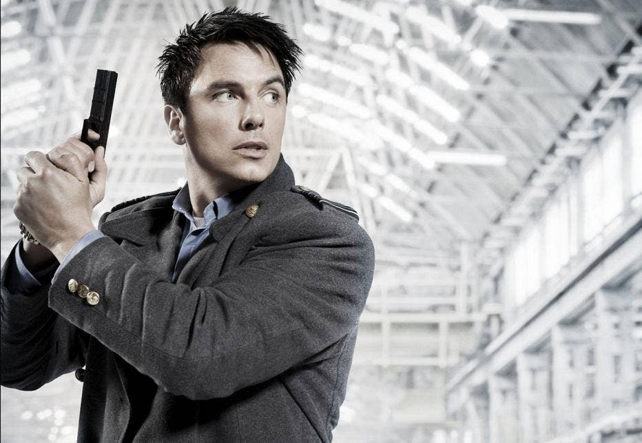 Captain Jack Harkness Returns to Doctor Who