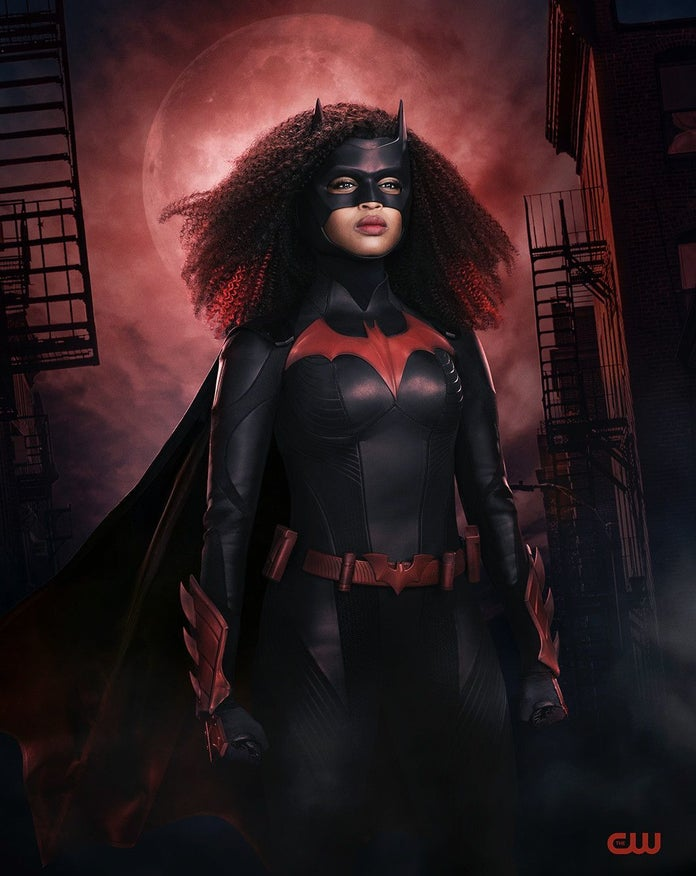 Images of Javica Leslie as Batwoman