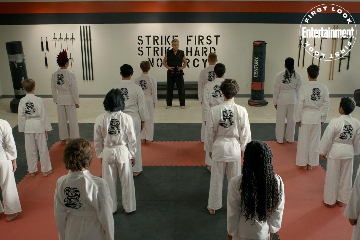 Cobra Kai Season 4 Green Lighted
