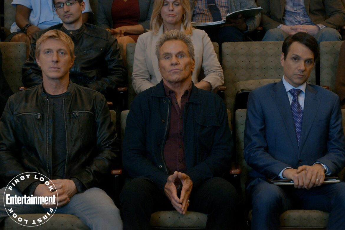 First Images from Cobra Kai Season 3