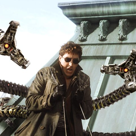 Alfred Molina's Doc Ock Back for Spider-Man Sequel