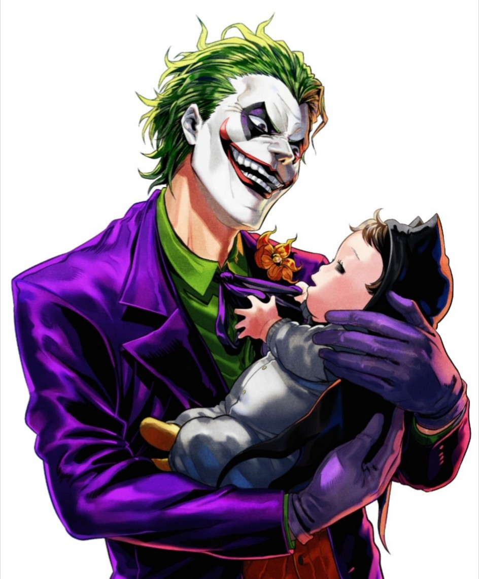 New Joker Manga As A Dad