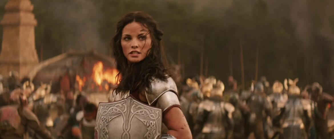 Lady Sif Returns