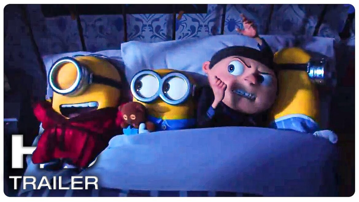 Trailer – Minions 2: The Rise of Gru