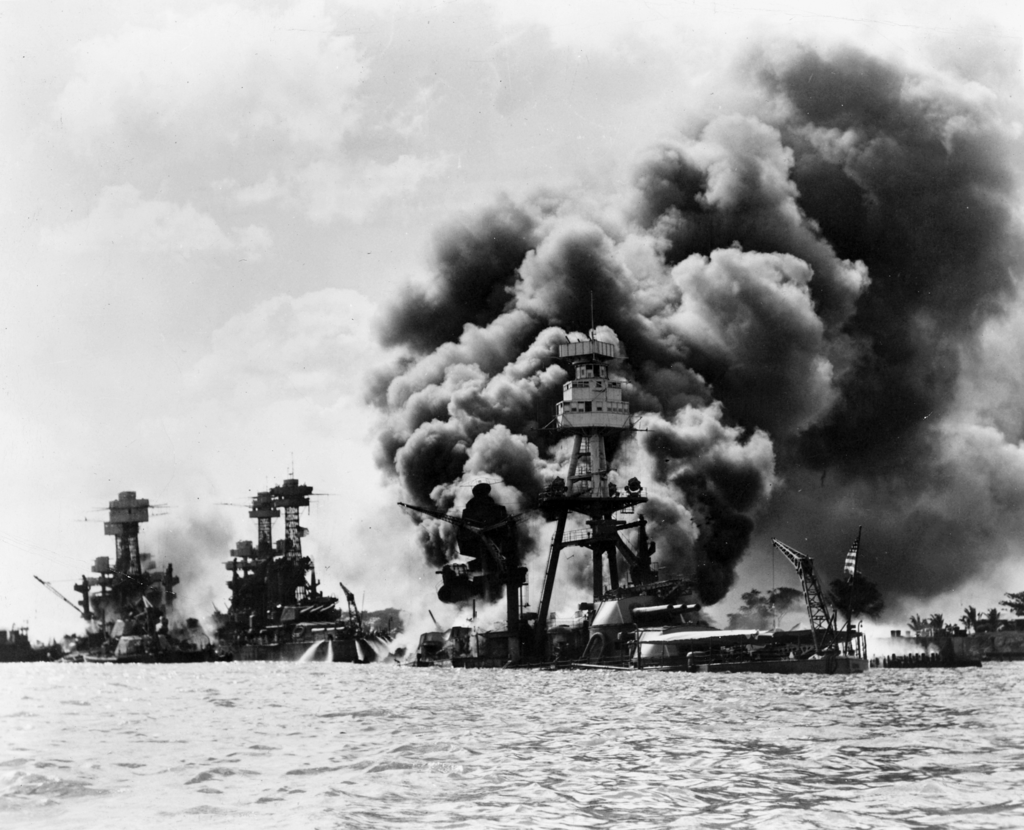 National Pearl Harbor Remembrance Day 2020