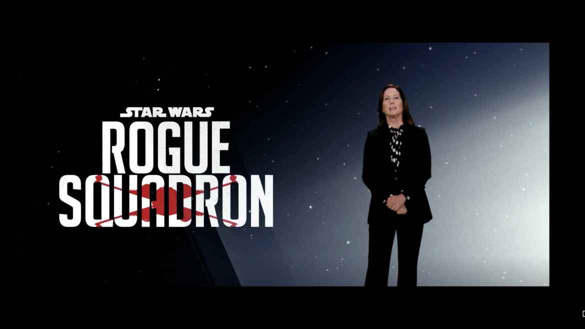 Patty Jenkins Directed Rogue Squadron Movie Announced