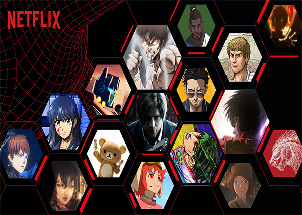 Netflix Reports Doubling Anime Viewership in 2020