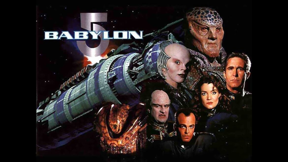Babylon 5 Remastered and Ready to Stream or Own